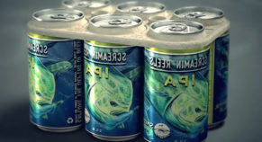 Florida brewery creates edible 6-pack rings for sea turtles