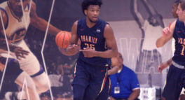 James Hampton: Team United Player collapses, dies on Court during Nike Event