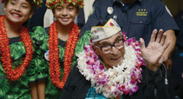 Oldest Pearl Harbor survivor recollects ahead of Memorial Day