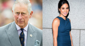 Meghan Markle Will Be Walked Down The Aisle By Prince Charles At Royal Wedding