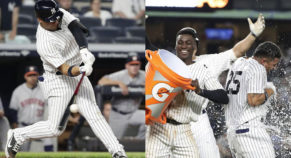 Gardner, Torres rally Yanks over Astros 6-5 in 10 innings