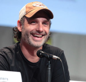 """Andrew Lincoln allegedly leaving """"The Walking Dead"""""""