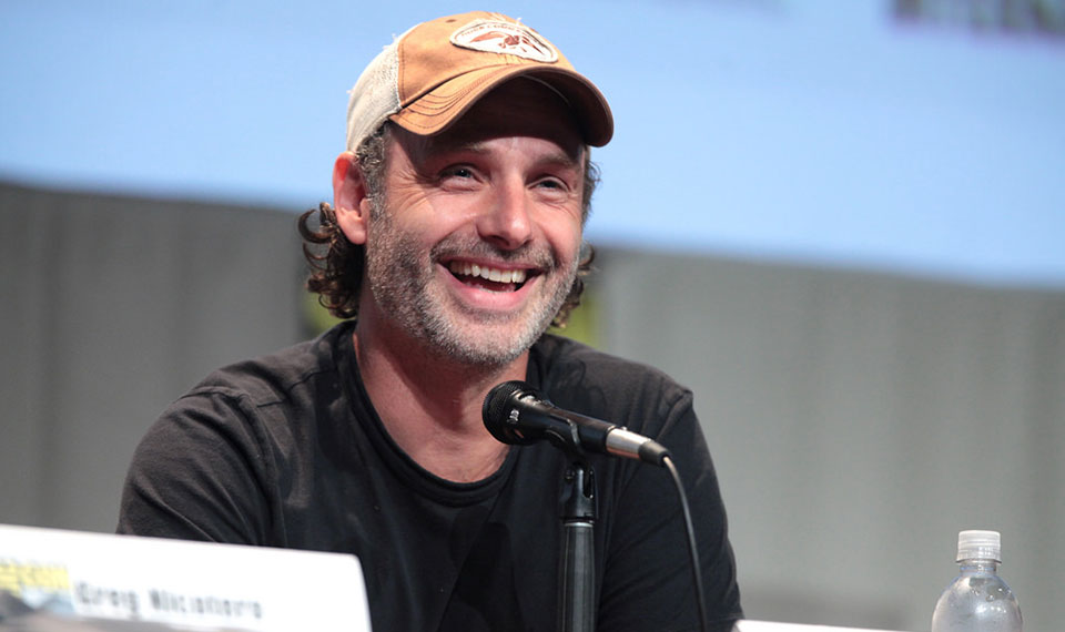"Andrew Lincoln allegedly leaving ""The Walking Dead"""