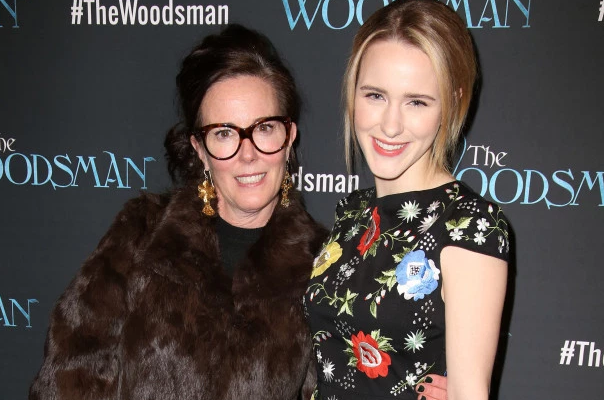 Kate Spade's Famous Family Connections: David Spade and Rachel Brosnahan