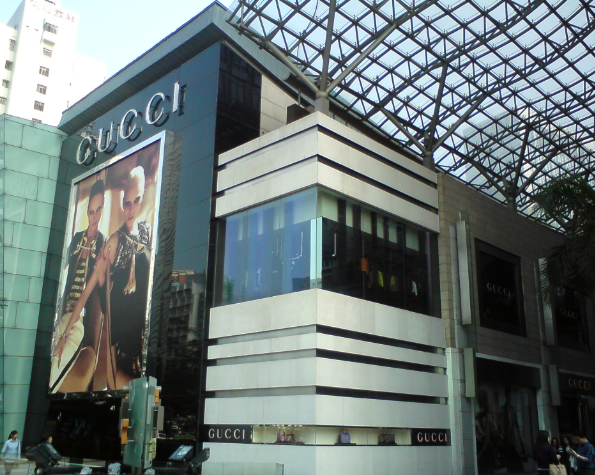 Migrant Dressmaking Shop Gets Scrap Fabric From Gucci