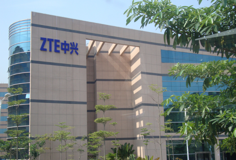China's ZTE apologizes after paying 'disastrous price' in U.S. sanction case