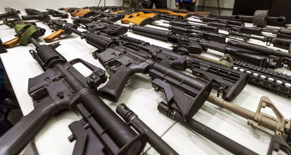 Assault weapon registrations in California are up 43% under new law