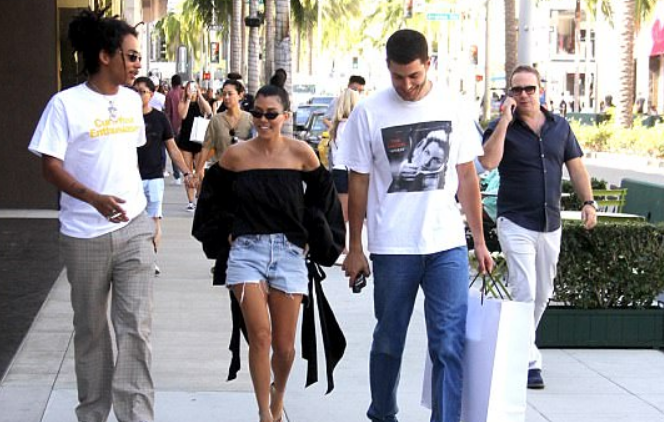 Younes Bendjima Uncomfortable with Kourtney K Posting Sexy Pics — Why He Shaded Her Instagram