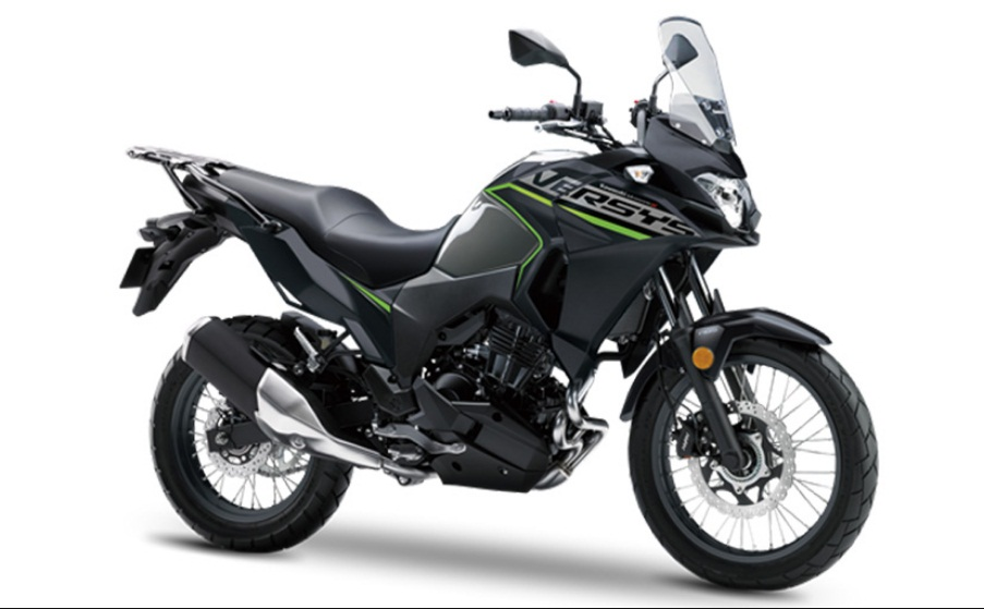 Kawasaki Ninja ZX-14R, Versys 650, Z900 RS, Versys-X 300 gets new shades for 2019