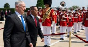 """US Defence Secretary Jim Mattis exclaimed that Afghanistan's private army is """"not a wise idea"""""""