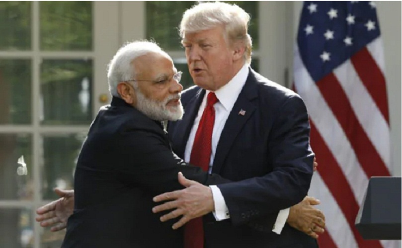 Foreign Media associates President Trump's praises for India to its cutting Iran Oil
