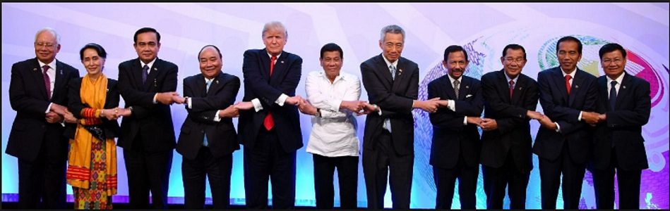 India and United States plans to work with Japan, Australia and ASEAN to protect Indo-Pacific   US. tnbclive.com