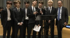 K-POP Stars Spoke At UN Youths Might Learn From BTS