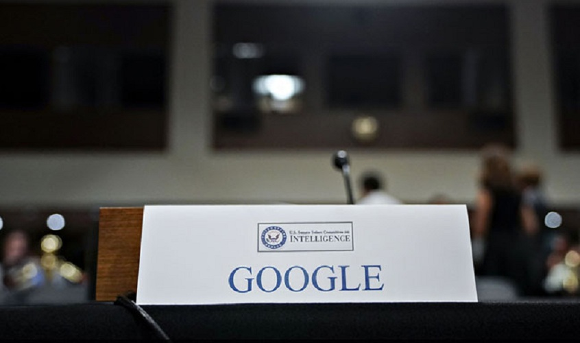Presenting an Inescapable Absence Google Passes The Chance to Defend Itself
