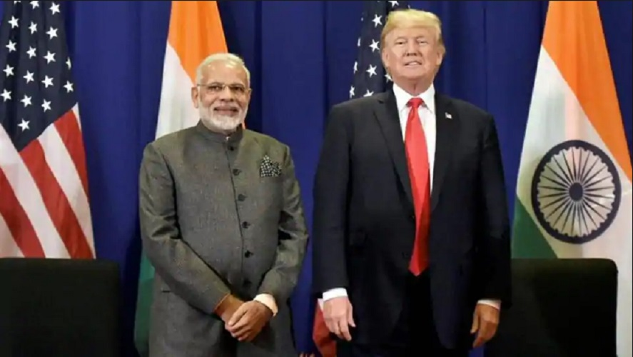 """US President """"Looking forward"""" to visit India, says Official"""