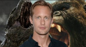 "Alexandra Skarsgard joins ""Godzilla vs. King"" cast"