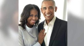 Barack Obama with love for Michelle, Tweets on Wedding Anniversary