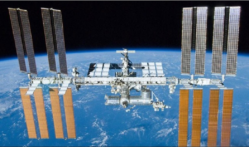 Bilateral Investigation for Space Station Hole is Conducted By Russian Space Agency and NASA