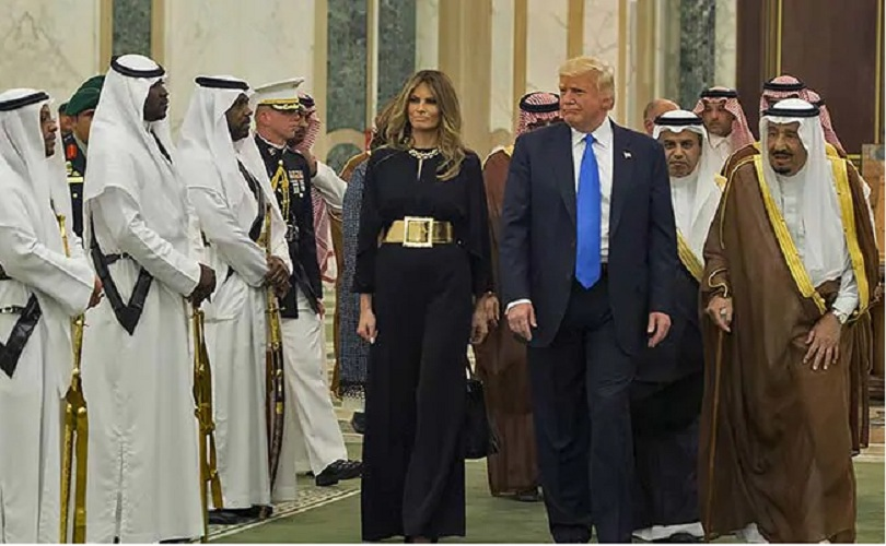 King Salman Can Not Hold Crowns More Than Two Weeks Without US Backing: Trump