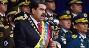 """Nicolas Maduro Vowed """"Won't Touch My Single Hair"""" Saying US Wants His Execution"""