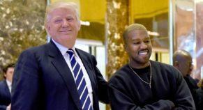 Lunch At The White House Rapper Kanye West To Meet President Trump