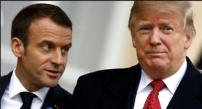 """After Twitter Attack on  Emmanuel Macron By Trump, France Responded Asking """"Common Decency"""""""