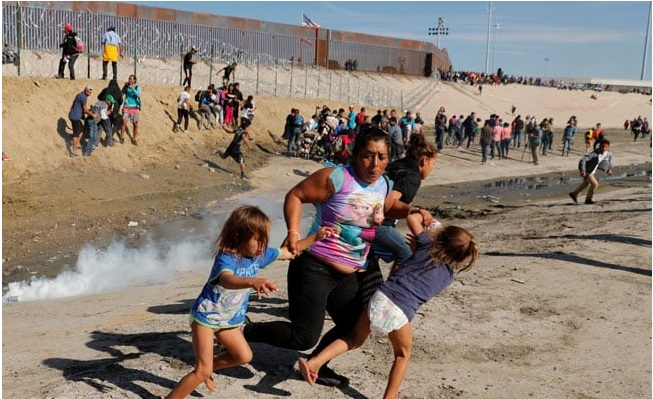 Migrant Mother Did Not Expect US Border Patrol Would Fire Tear Gas to Children