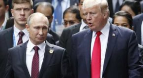 Over Ukraine Crisis, US President Donald Trump has cancelled meeting with Russian Counterpart Vladimir Putin