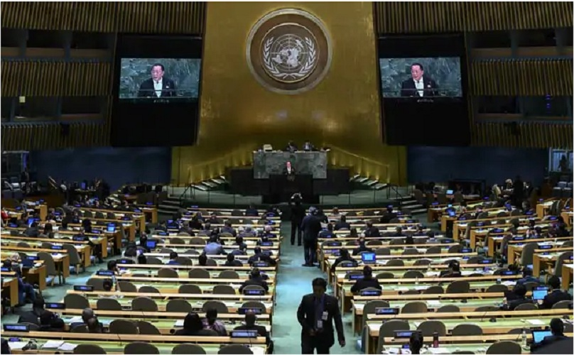 US Fails to Diminish Measures  on Sexual Harassment at UN