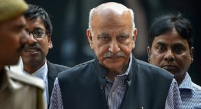 """MJ Akbar, """"It was Consensual"""" after US-based journalist alleges rape"""