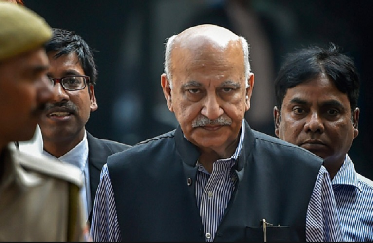"MJ Akbar, ""It was Consensual"" after US-based journalist alleges rape"
