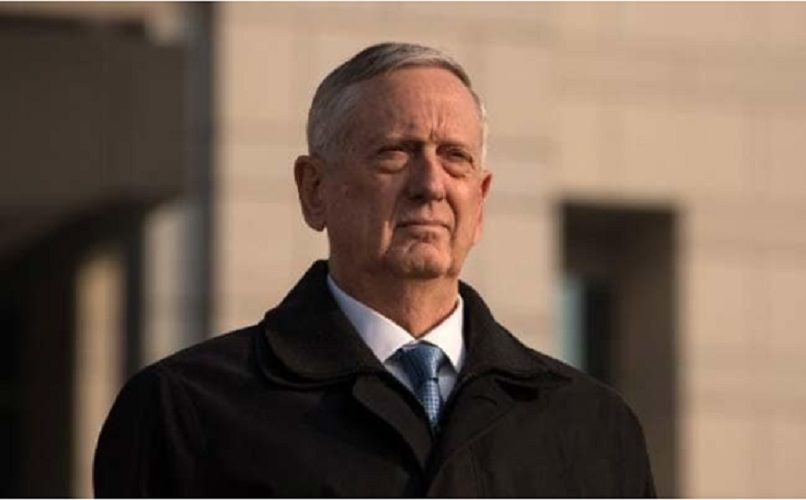 "Over pending sanctions on India, James Mattis says, ""Will work everything out"""