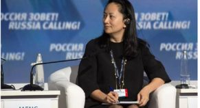 Trump May Interrupt After Getting Bail of Huawei Executive By Canada