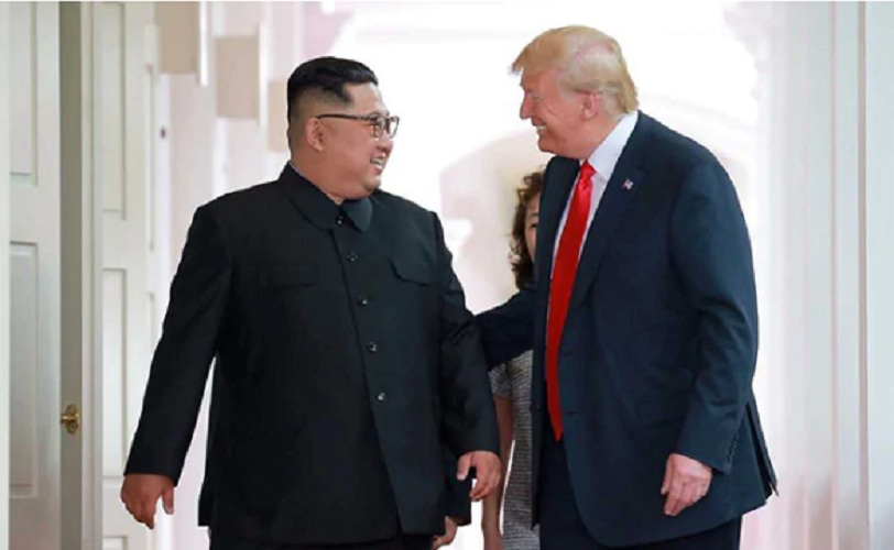 US Expects For Kim Jong UN-Donald Trump Summit In Early 2019