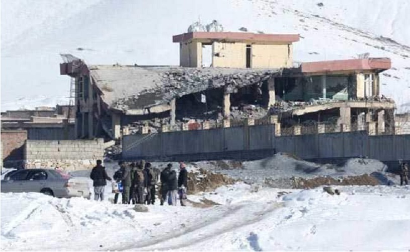 Taliban Attack on Military Base in Afghanistan Snatches 100 Lives
