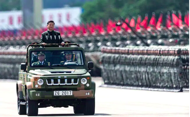 To Secure and Imposing Own Regulations on the Specific Territory, China Rapidly Building Lethal Force