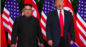 As US, North Korea Interested in Second Meeting, Trump Writes to Kim Jong in Un