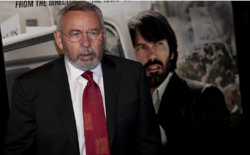 """Former CIA Agent, Whose Escaping Plan Inspired Hollywood Film """"Argo"""", Dies"""