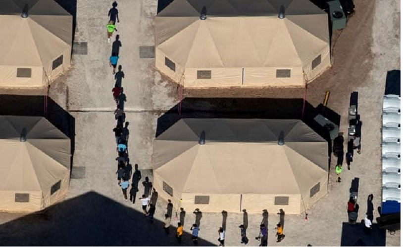 Separation of More than Thousand Immigrant Children By US Department With 'Zero Tolerance Policy'