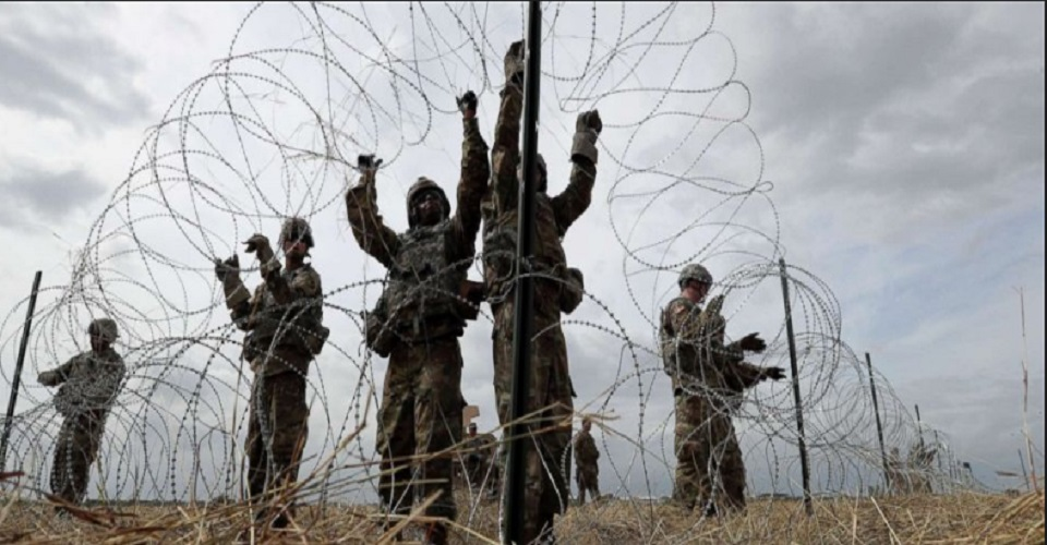 Across Mexico, Border US to Deploy Additional Troops: Pentagon