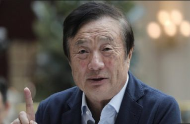 Huawei's founder claims, 'world cannot live without it'