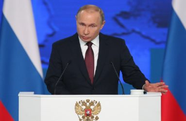"President Vladimir Putin said, ""Will target the US if Washington deploys missiles in Europe"""