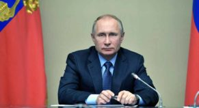 Putin Cites Cuban Missile Crisis As Tough Reaction of Russia As Response To Any Missile Deployment Move of US