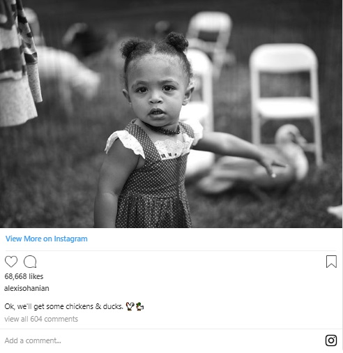 Serena Williams Throws Daughter Olympia a Party Just for Fun. | tnbclive.com