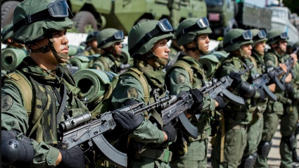 US Invited the Military of Venezuela to Join the Camp of the Opposition Leader