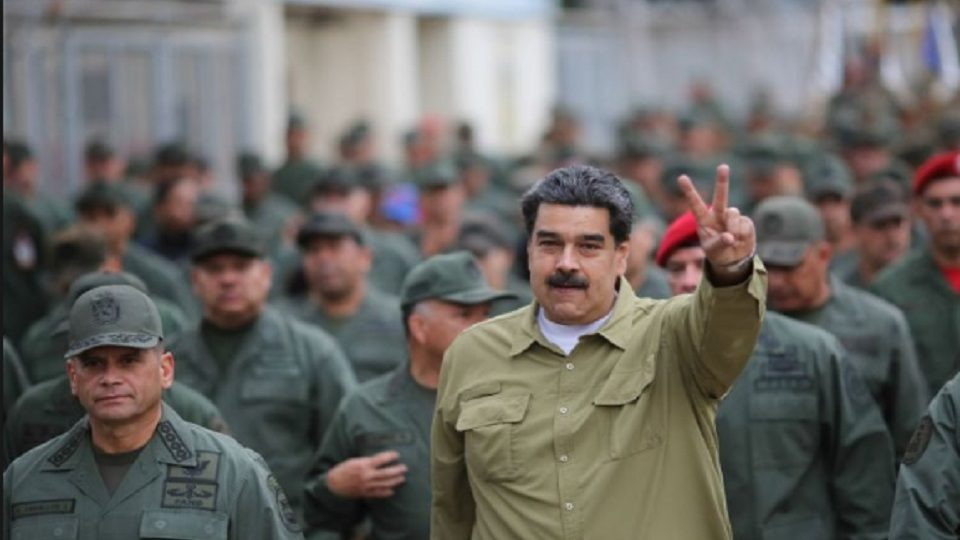 Us Contacts With Venezuelan Military Directly Urging Uprising