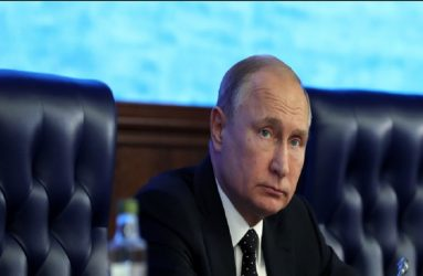 Vladimir Putin Professed Russia's Adamant Reaction to Any Deployment By US