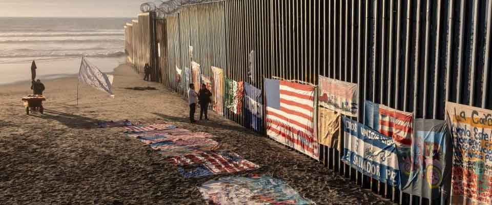 US President Intimidated Once More To Shut The Mexico Border Again