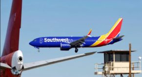After Facing Engine Trouble Boeing 737 Makes Emergency Landing