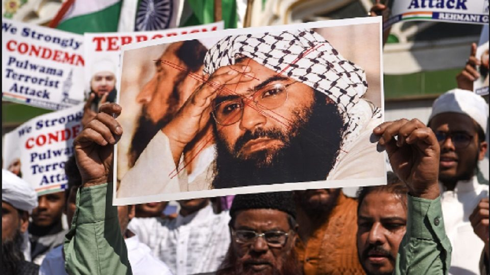 After Veto By China, US Takes Initiative to Blacklist Masood Azhar